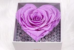 New Rose Heart !!! ✨💜✨💜✨💜✨💜✨💜Beauti