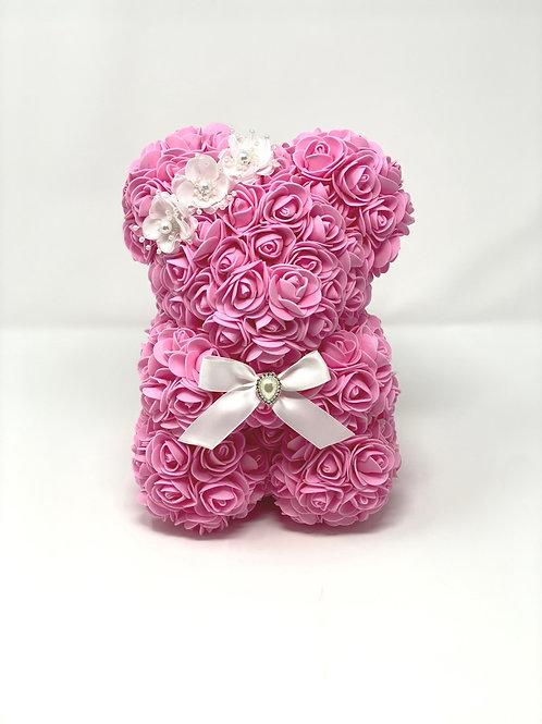 Small Rose Bear