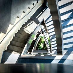 St. Georgen (Ansicht II - Treppendetail)