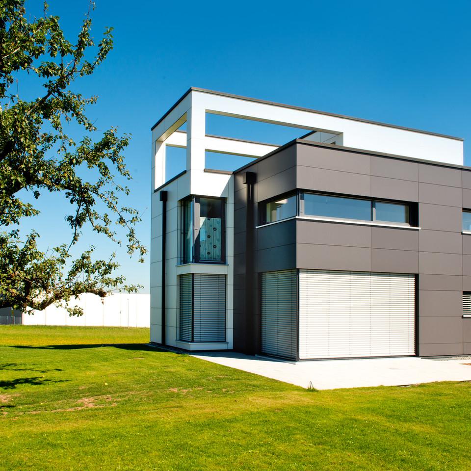 Einfamilien-Wohnhäuser