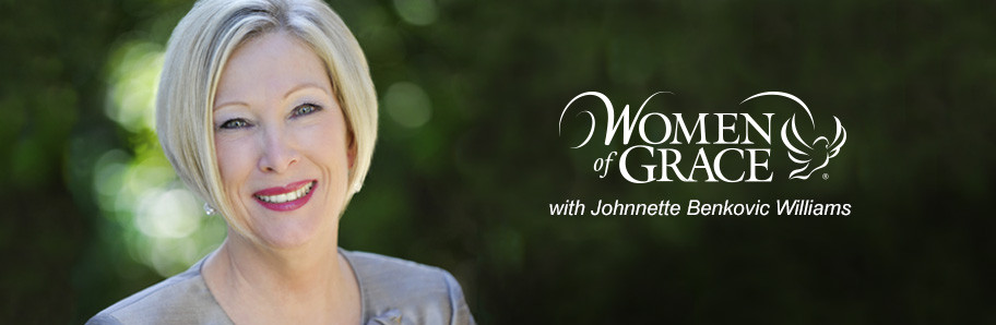 Women of Grace with Johnette Benkovic Williams • 10-11 a.m., Weekdays