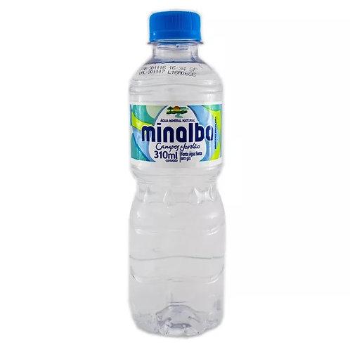 Água Mineral Minalba s/gás 310ml cx c/ 12un
