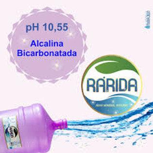 Água Mineral Natural Rárida 20lt - 1un (refil)