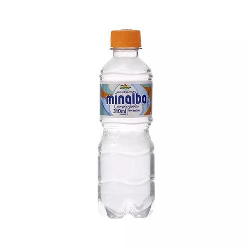 Água Mineral Minalba c/gás 310ml cx c/ 12un