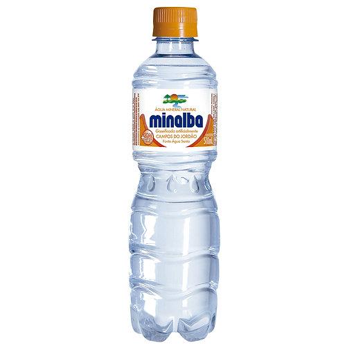 Água Mineral Minalba c/gás 510ml cx c/ 12un