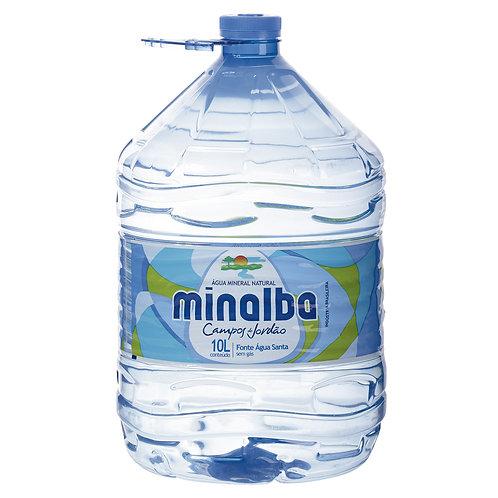 Água Mineral Minalba s/gás 10lt