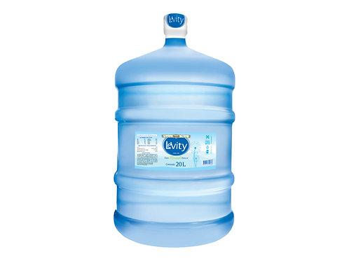 Água Mineral Natural Levity 20lt - 1un (refil)