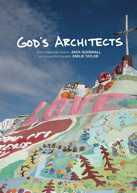 GOD'S ARCHITECTS - DVD