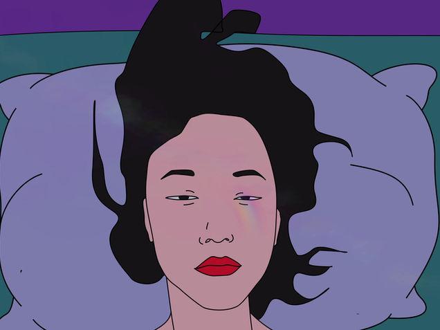 girl wake up ae practise.mov