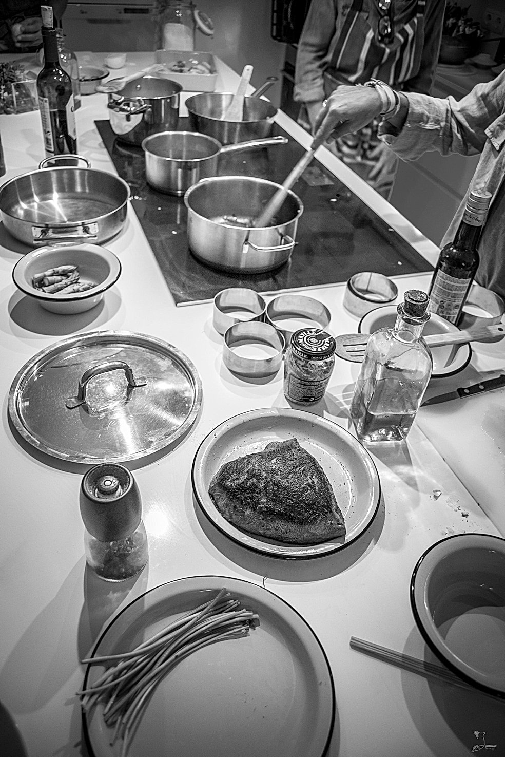Talleres de Cocina en Mandilea