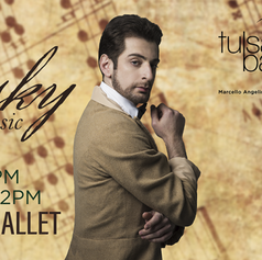 Tulsa Ballet - Tchaikovsky