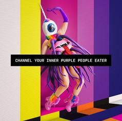 CupaDupa Purple People Eater