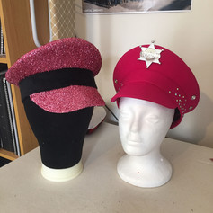 Sample Festival Hats