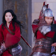 2020 Mulan