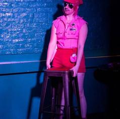 Pink Police Uniform