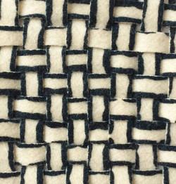 fabricweaving by Lene Thomasen