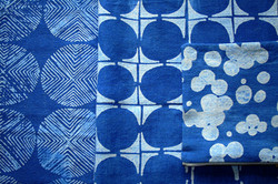 blue collection by Lene Thomasen