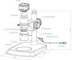 XDM500 Diagram