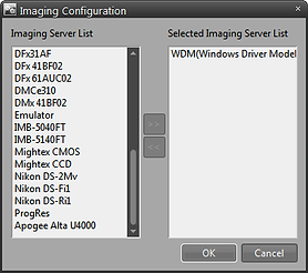Imaging Device Configuration