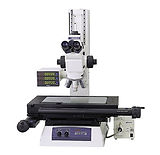 Measuring microscope