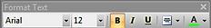 Font Setting