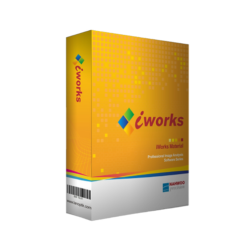 Grain Size Analysis Software iWorks FG
