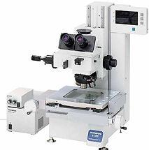 Olympus measuing microscope