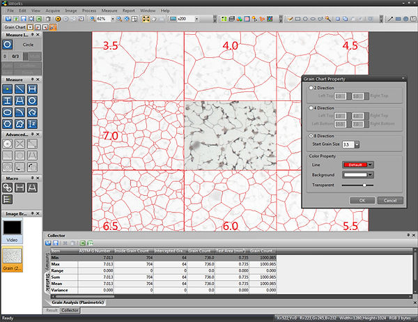 Software for Grain Size Analysis