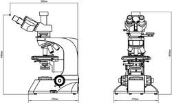 XPL-3200 dimensions