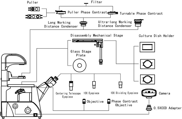 XDS-3 diagram