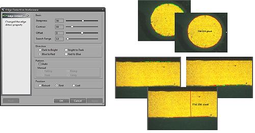 Automatic Edge Detection Tool