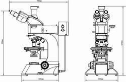 XPL-3230 dimensions