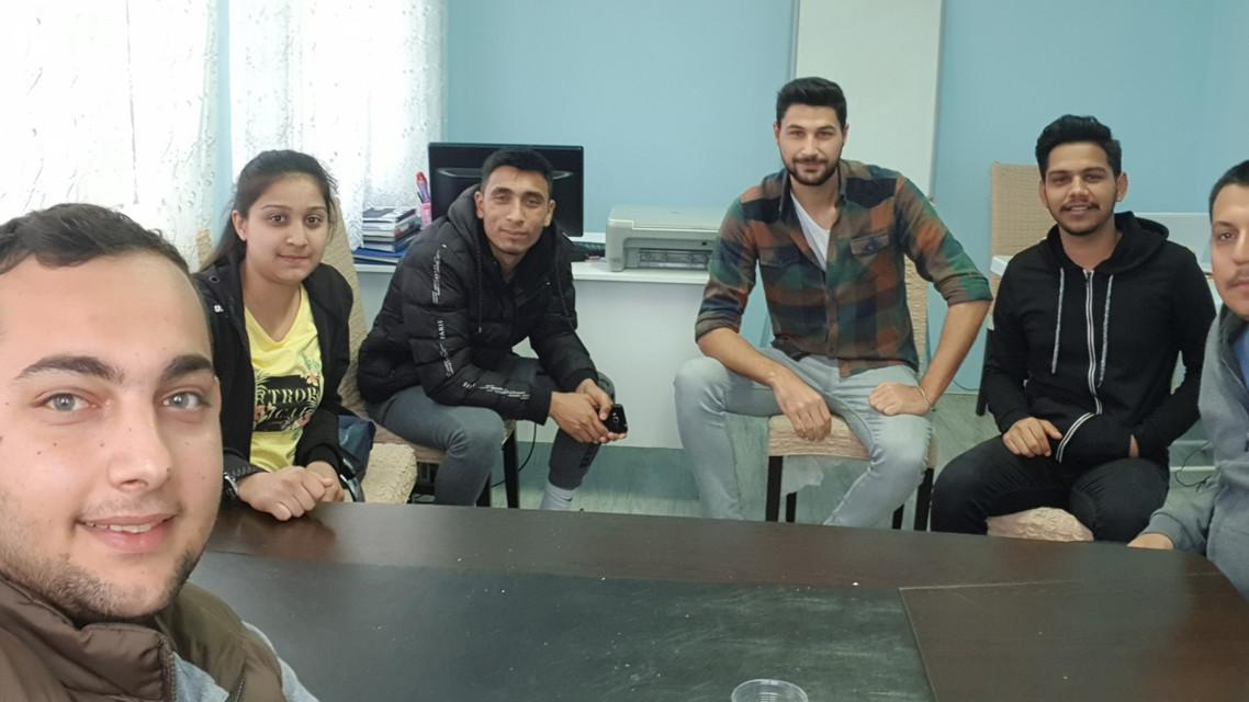 Üniversiteli Öğrenciler ile Buluşma