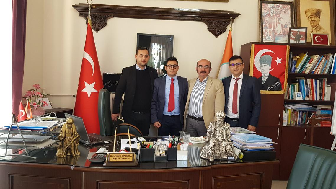 Edirne Belediyesi Ziyareti