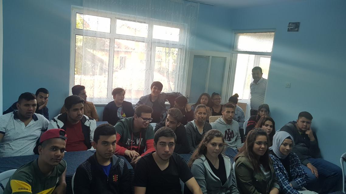 Öğrenciler ile Buluşma