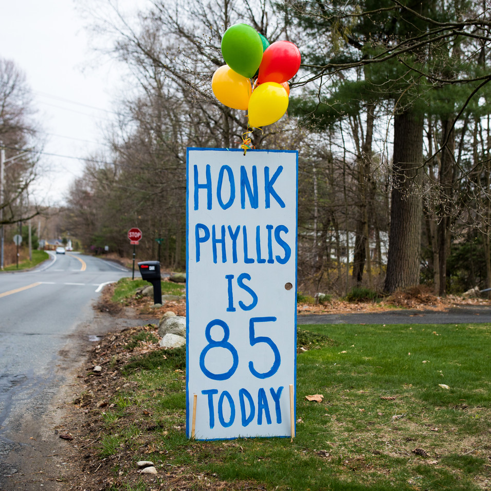 Honk for Phyllis!