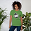 Thumbnail: Padded Room Tee Forest Green