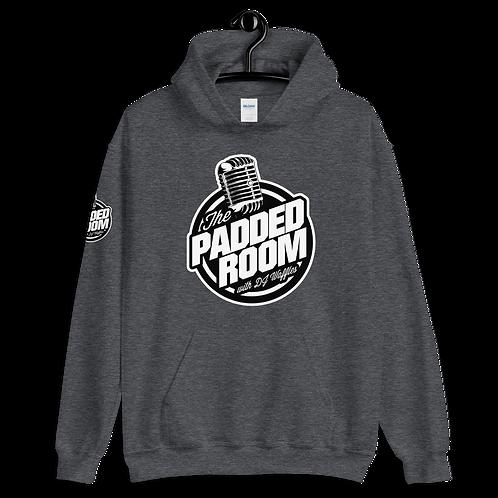 Padded Room Hoodie Sports Grey