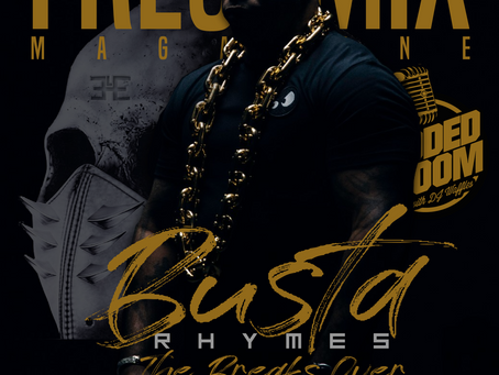 Busta Rhymes: The Breaks Over