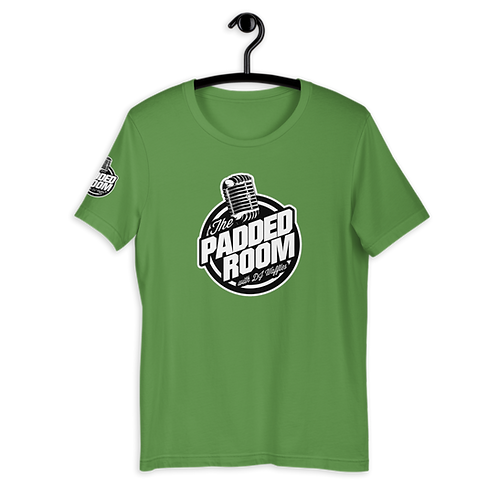 Padded Room Tee Forest Green