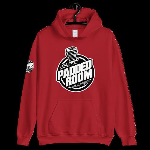 Padded Room Hoodie Red