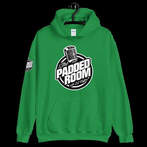 Padded Room Hoodie Green