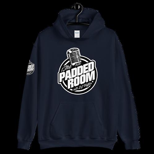 Padded Room Hoodie Black