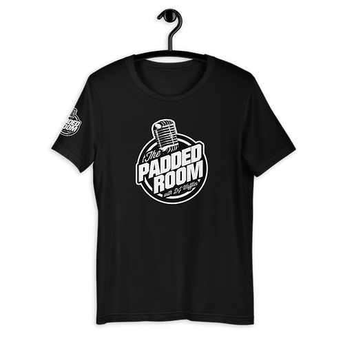 Padded Room Tee Black