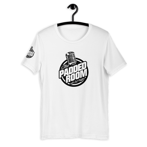 Padded Room Tee White