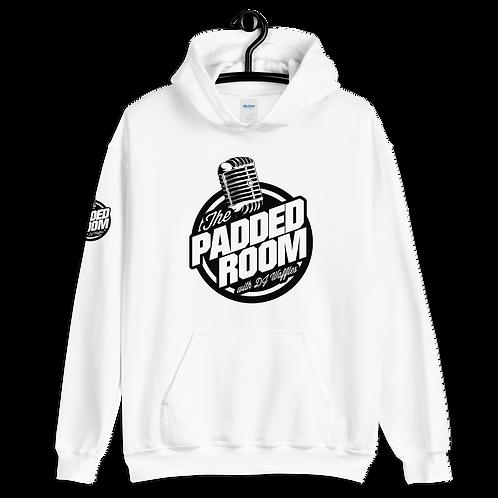 Padded Room Hoodie White