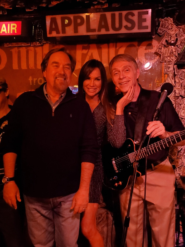 Rich with Al and Heidi