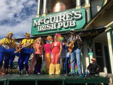 McGuire's Destin Halloween Run Party