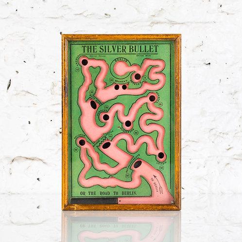 THE SILVER BULLET - WW1 PROPAGANDA GAME