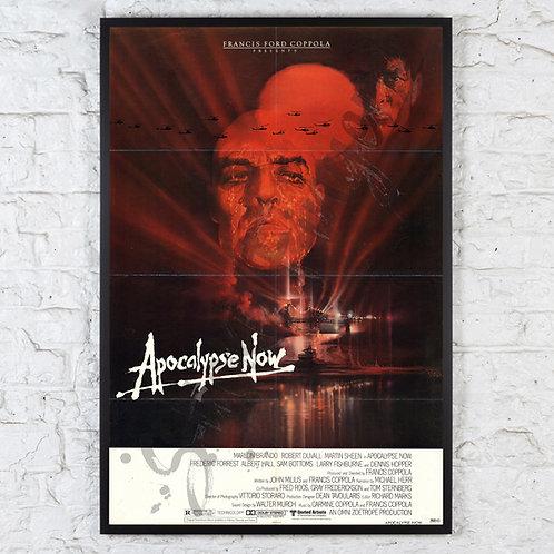 APOCALYPSE NOW - ORIGINAL FILM POSTER
